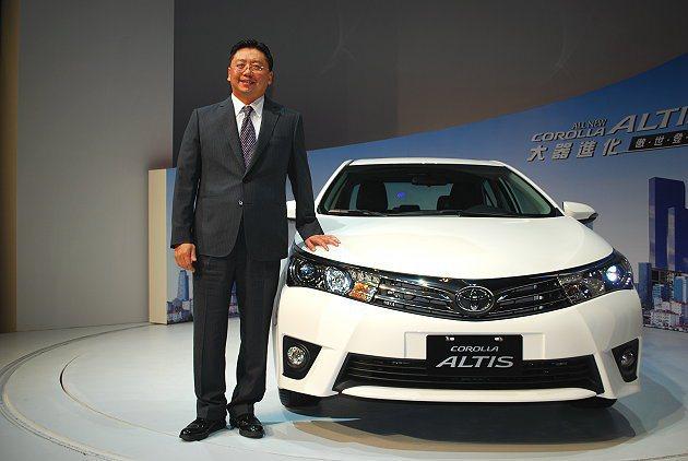 全新Corolla Altis有全新大器的外型,共5個等級:雅緻版、經典版、豪華...