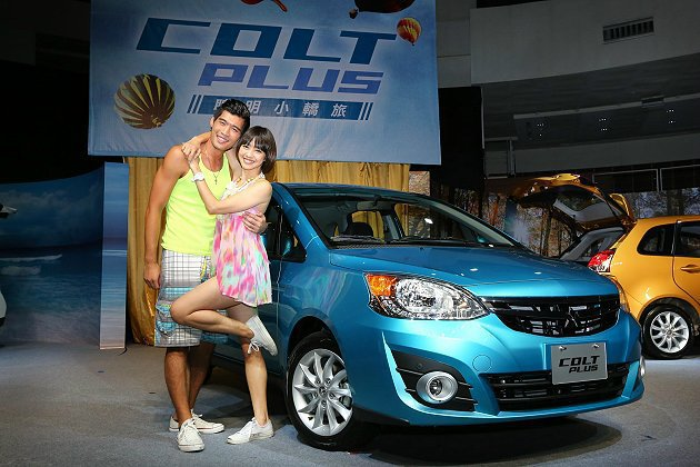 Colt Plus搭載年輕車主必備的高IQ科技配備,讓消費者一次擁有多樣聰明配備...