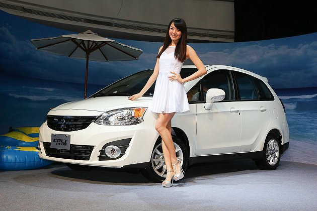 Colt Plus聰明小轎旅熱銷訂單突破600台。 Mitsubishi提供