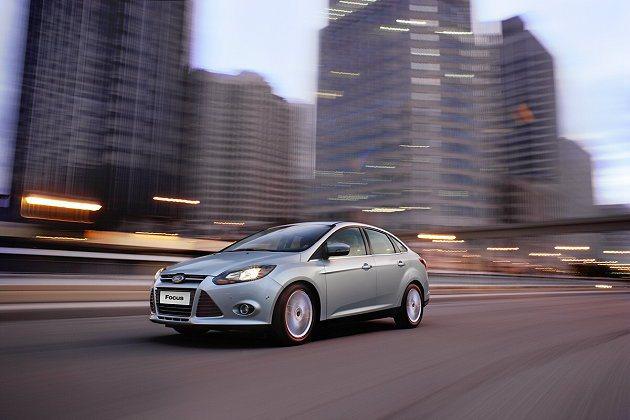 全新第三世代Focus自2010年北美車展揭幕後,車系產品帶著One Ford策...