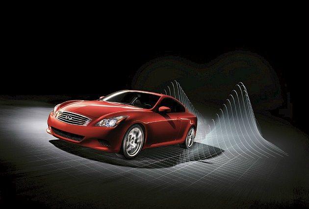 Infiniti獨家贊助台灣大賽車第四站,並以G37 Coupe領軍擔任Safe...