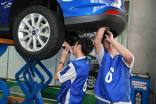 Ford QualityCare為業界唯一針對全國超過700位前線服務人員,進行...