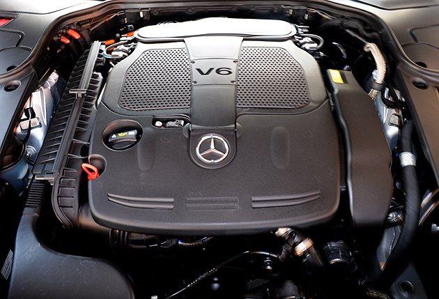 柴油V6。 蔡志宇