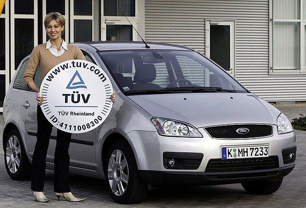 德國TUV機構針對車室內毒物與過敏原的檢測,C-Max率先通過。 Ford