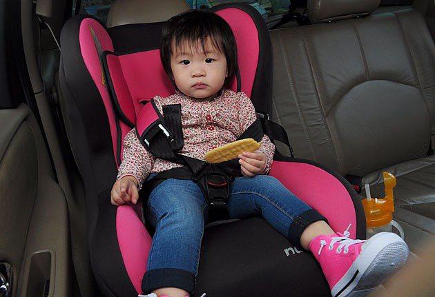 免於過敏痛苦,孩童才能安心的坐車出遊。 蔡志宇