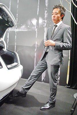 Wraith也配備體感式自動尾門,車主可利用腳尖啟動尾門。 記者趙惠群/攝影