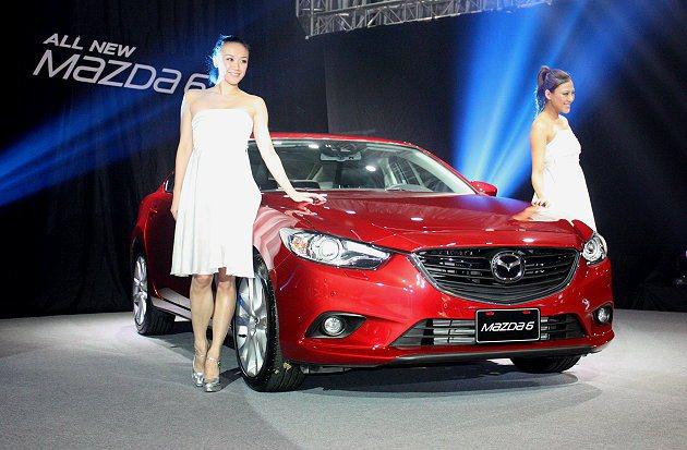 全新Mazda6公布正式售價,2.0汽油尊貴車型97.9萬元、2.0汽油頂級車型...