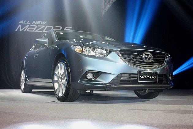 新世代Mazda6結合zoom-zoom動感精神與KODO魂動設計,品質以及外觀...