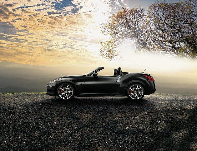 2014年式Nissan 370Z車體輕量化,性能表現優越。 Nissan提供