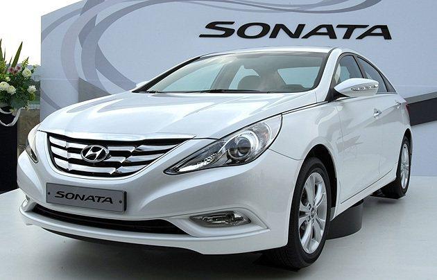 Sonata的改款豪華度倍增。 Hyundai