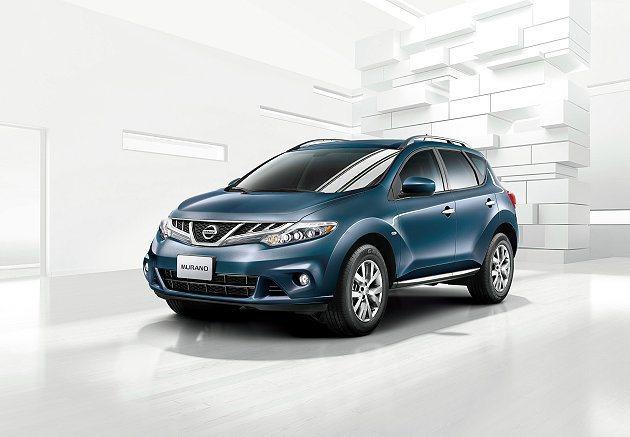 2014年式Nissan Murano全新到港。 Nissan提供