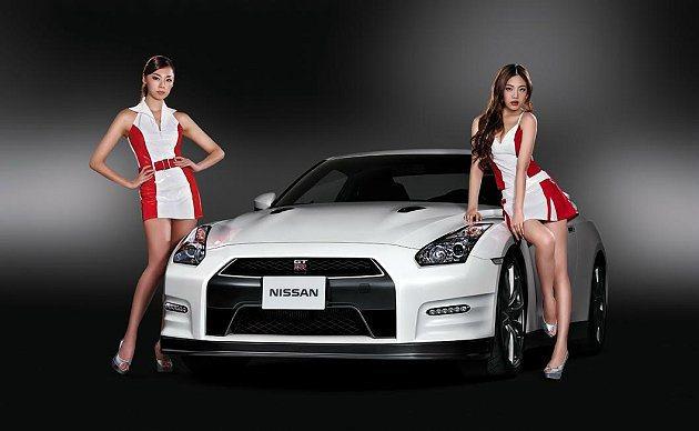NISSAN GT-R也將在台北車展現身。  Nissan提供
