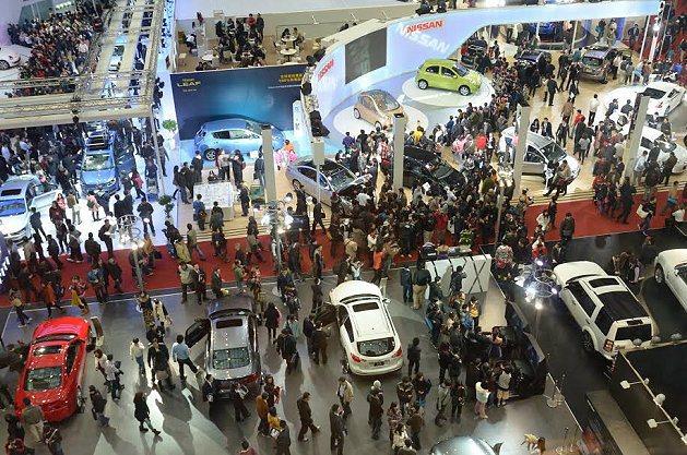 2014台北車展堪稱史上最大、品牌最多,35個品牌參展,展出近200款科技新車。...