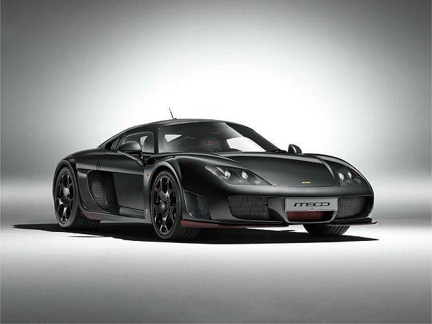 英國超級跑車品牌Noble將導入台灣。 Nobel提供