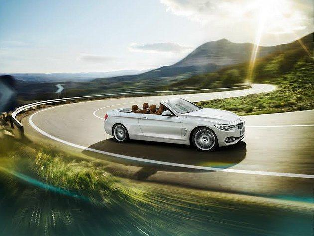 BMW 4系列敞篷車也將在台北車展現身。 BMW提供