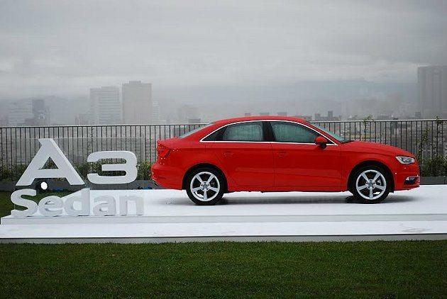 A3 Sedan 1.4 TFSI為147萬元,1.8 TFSI為169萬元。 ...