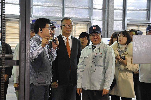Toyota台灣製造廠國瑞汽車在工業局的引介之下,以傳承自日本豐田汽車、且在台灣...