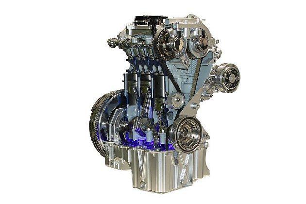 1.0升EcoBoost全新引擎。 Ford提供