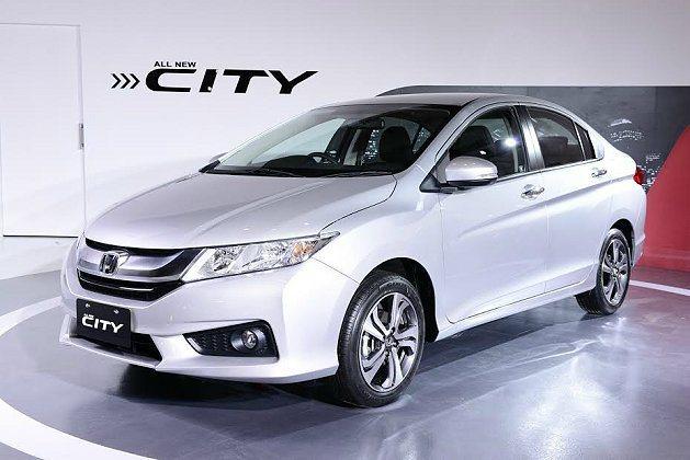 Honda City擁有極具未來感的車款外觀,並融合極佳的油耗與空間配置。 Ho...