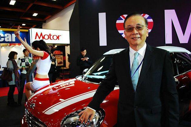 汎德永業集團董事長唐榮椿表示2014年美國QE退場,將不會對台灣車市帶來負面影響...