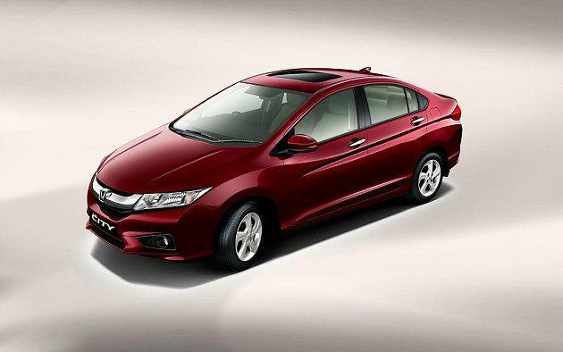 印度近期推出Honda CITY,台灣也可望年底前推出。 Honda提供