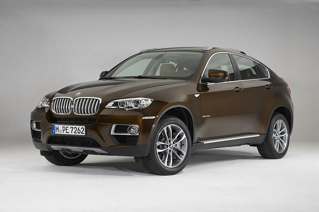 BMW X6為獨特的SAC(Sport Activity Coupé)級距代表。 BMW提供