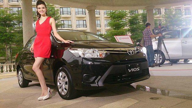 Toyota今年首部全新小車Vios正式發表,整體質感、油耗、舒適性都提升。 記...