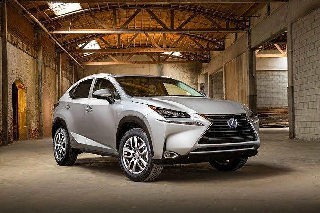 NX據悉將有渦輪增壓動力與油電複合動力車型。 Lexus提供