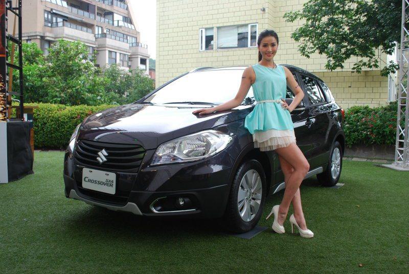 入門GL Plus車型。與頂級差異處在16吋圈及水箱護罩無橫柵鍍鉻 記者趙惠群/...