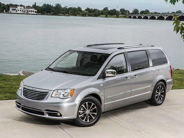 全新一代的Chrysler Town & Country除原本就已經有高評價的空...
