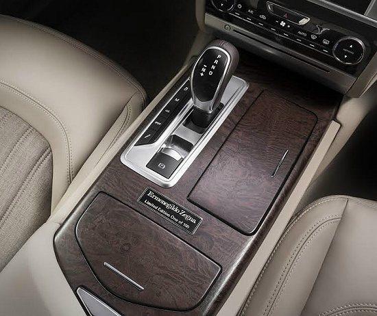 Maserati Quattroporte Ermenegildo Zegna獨...