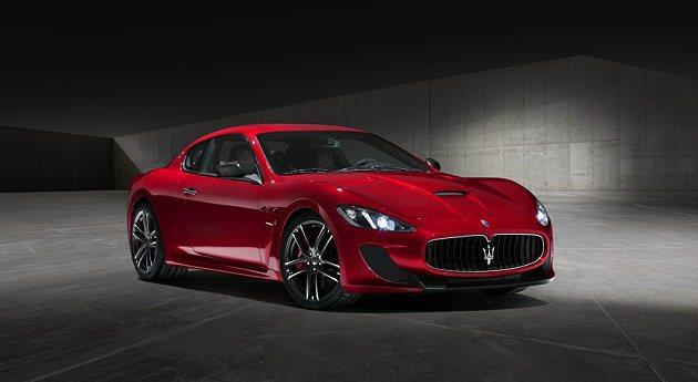 Maserati GT MC Stradale百年慶典特別版跑車。 Masera...