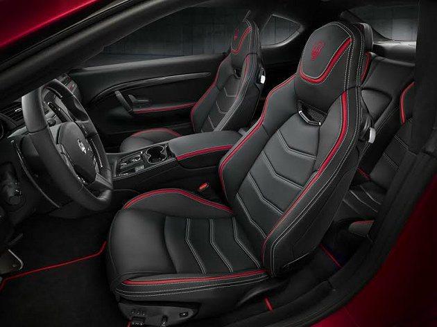 Maserati GT MC Stradale百年慶典特別版跑車提供了豐富的內飾...