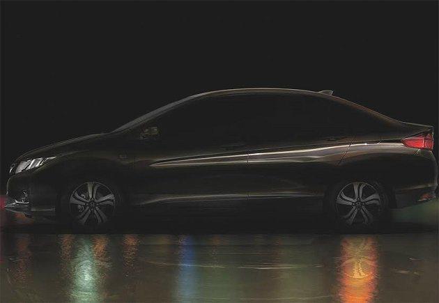 以「世界第一都會房車」概念研發的New CITY。 Honda提供