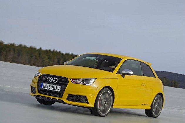 S1 Sportback。 Audi提供