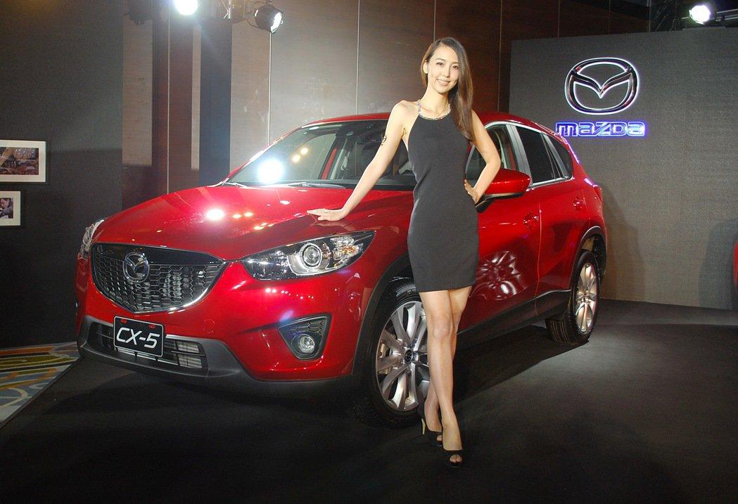 馬自達未來市售車除了CX-5與Mazda6之外,計畫在2年內引進5款全新車款 記...