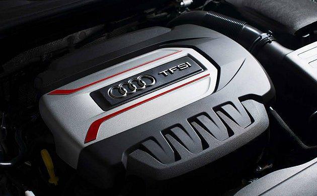 S3 Sedan的動力核心搭載與S3 Sportback相同之2.0 TFSI高...