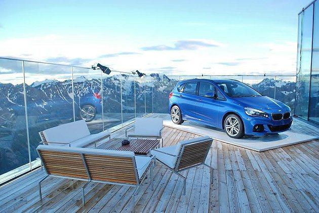 BMW 2 Series Active Tourer預計9月在台發表,是品牌全新...
