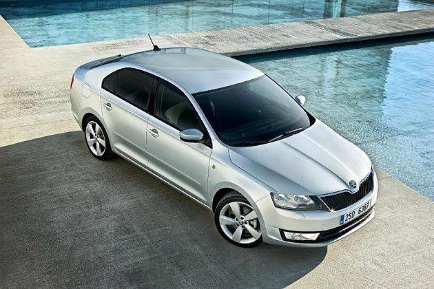 SKODA推出Rapid原價92.8萬、挑戰歐洲進口房車最低價79.9萬的震撼車...