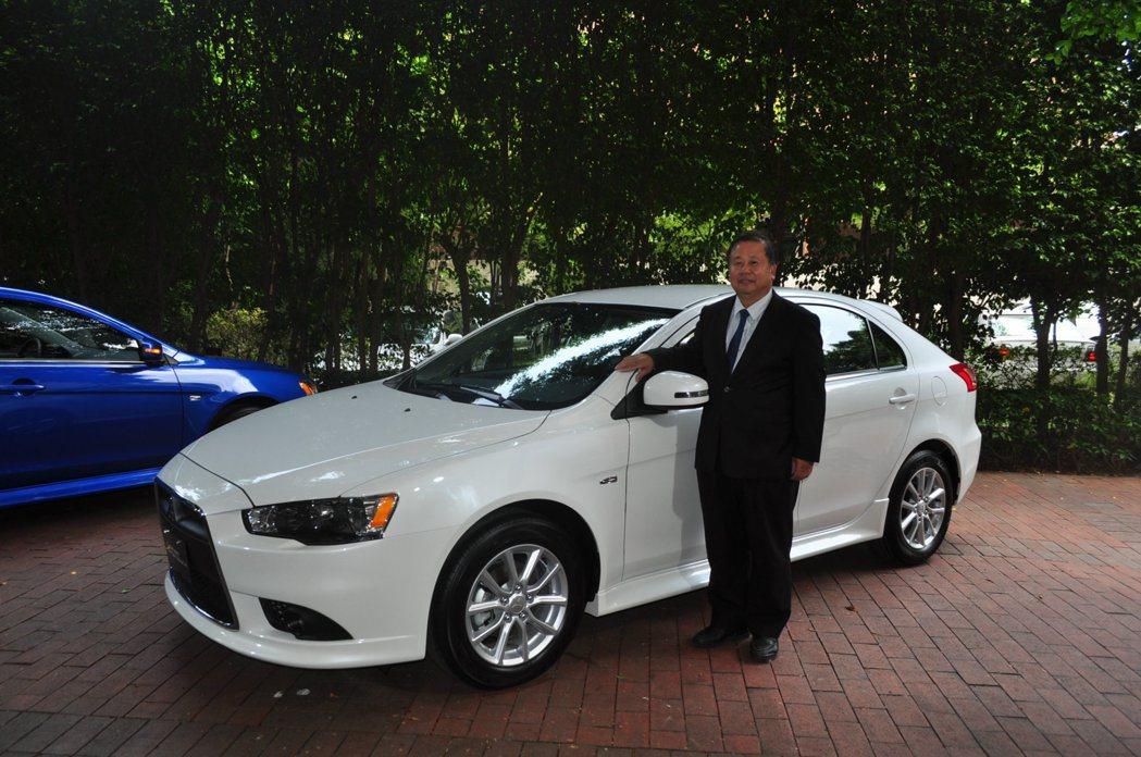 民俗月後新一波市場搶攻才剛開始,Mitsubishi中華汽車旗下兩款主力進口車L...