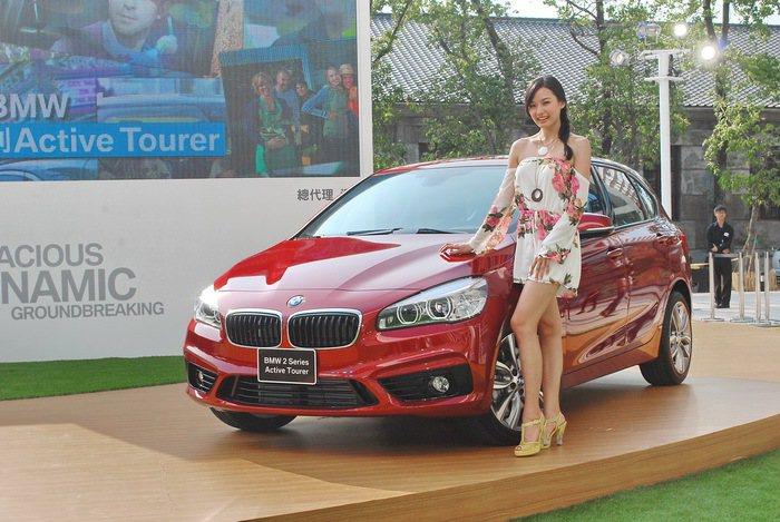 2系列Active Tourer為BMW首款MPV,它擁有寬敞的空間,並維持品牌...