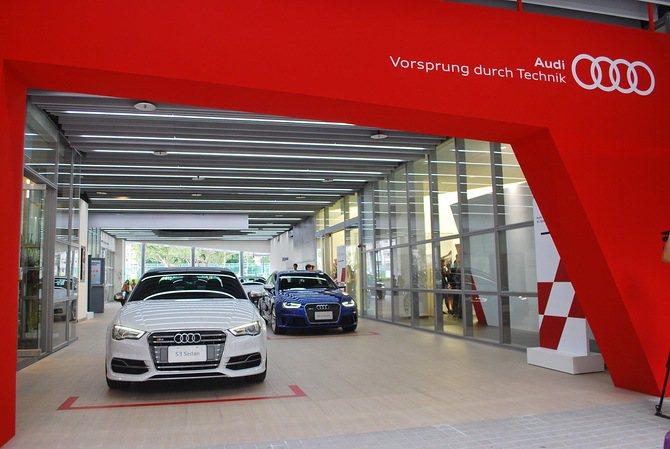 全新展示中心與台北科技大汽車相關科系建教合作,因此展示中心設於校區為國內首見。 ...
