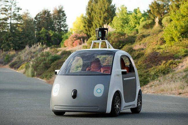 Google早就已經在北美啟動自動駕駛車的實際測試計畫。  Google提供