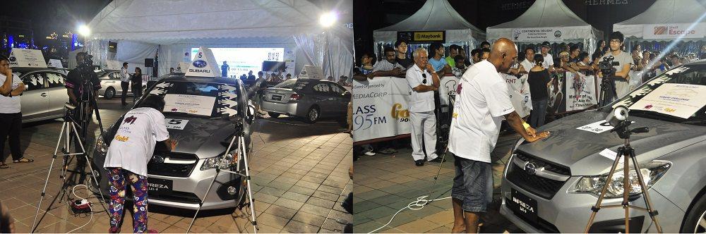 最後兩強由新加坡同袍Analiza Binte Mokhtar跟G Jaisha...