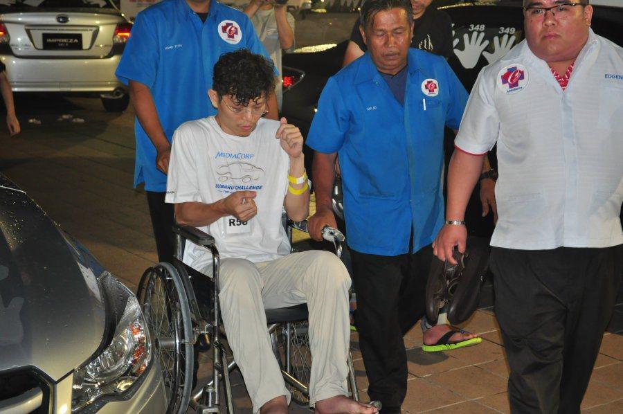馬來西亞籍Tan Hong Sheng的堅持毅力也贏得區域組冠軍頭銜並且享有打破...