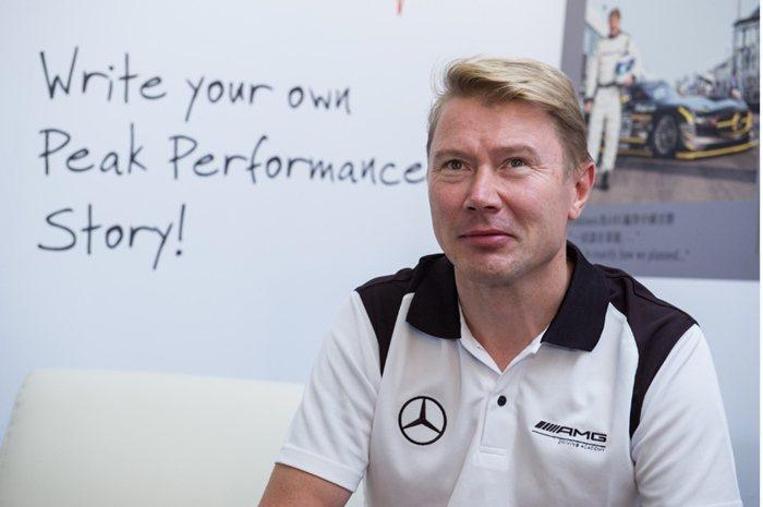 台灣賓士舉辦AMG Driving Academy,有德國專業師資傳授駕駛超跑的...