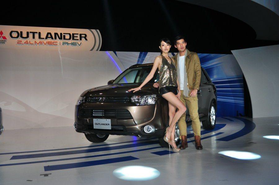 All New OUTLANDER全新造型設計、新世代動力組合跟安全規格提升的優...