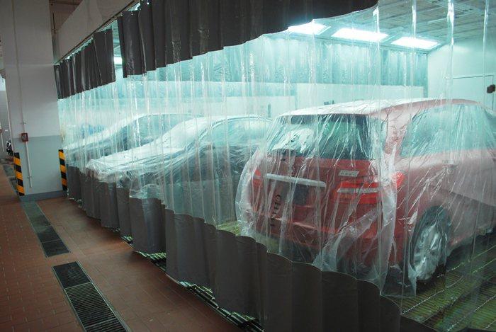 賓士台南永康新據點的維修服務也結合最新無汙染環保科技,像鈑金烤漆廠採用幾近乎無塵...