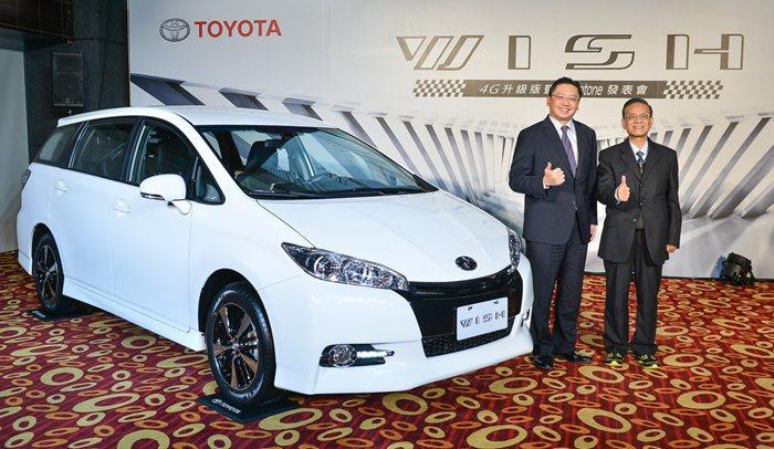 小黃司機愛車Toyota Wish正式停產,銷售數字卻臨去秋波。 TOYOTA提...