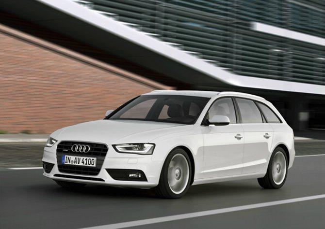 Audi A4 Avant 25 TFSI Urban新上市。 台灣奧迪提供